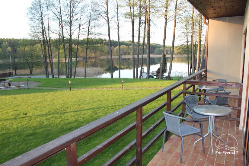 Lauku māja - viesnica pie ezera Burokaraistis Vila Ula - 15
