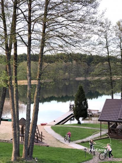 Lauku māja - viesnica pie ezera Burokaraistis Vila Ula - 21