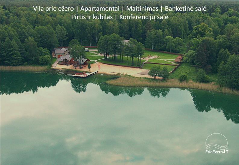 Lauku māja - viesnica pie ezera Burokaraistis Vila Ula - 23