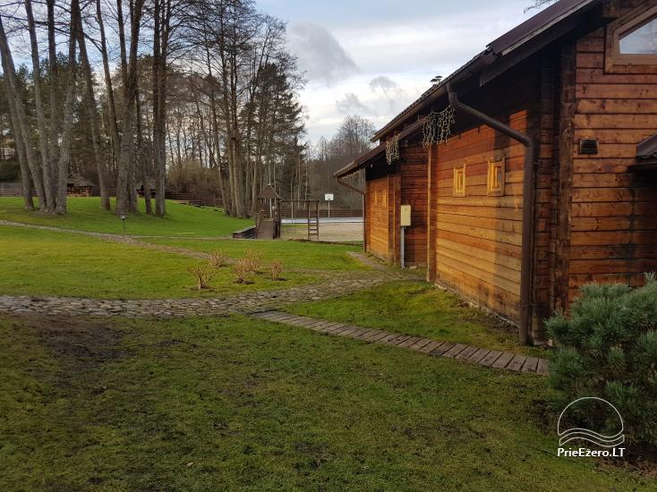 Lauku māja - viesnica pie ezera Burokaraistis Vila Ula - 26