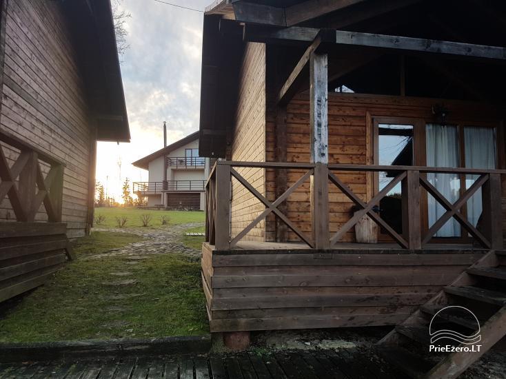 Lauku māja - viesnica pie ezera Burokaraistis Vila Ula - 25