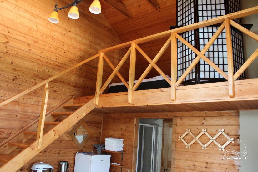 Lauku māja - viesnica pie ezera Burokaraistis Vila Ula - 20