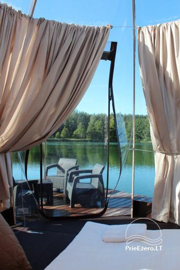 Lauku māja - viesnica pie ezera Burokaraistis Vila Ula - 28