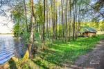 Lauku sēta tuvu Luokesu ezera Moletai rajonā, Lietuvā - 11