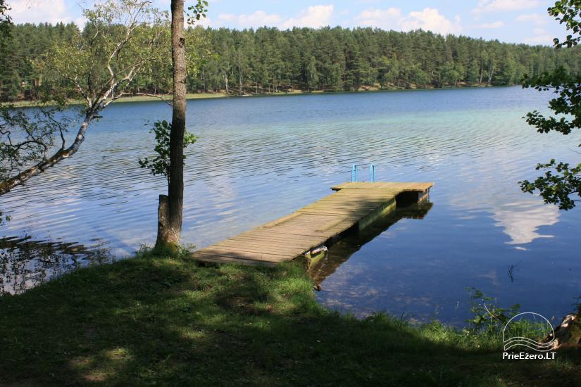 Lauku sēta tuvu Luokesu ezera Moletai rajonā, Lietuvā - 5