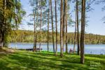 Lauku sēta tuvu Luokesu ezera Moletai rajonā, Lietuvā - 3