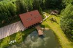 Villa Pasaka pie Kauņas: zāle, pirts, mini SPA, atpūtas un izklaides - 6