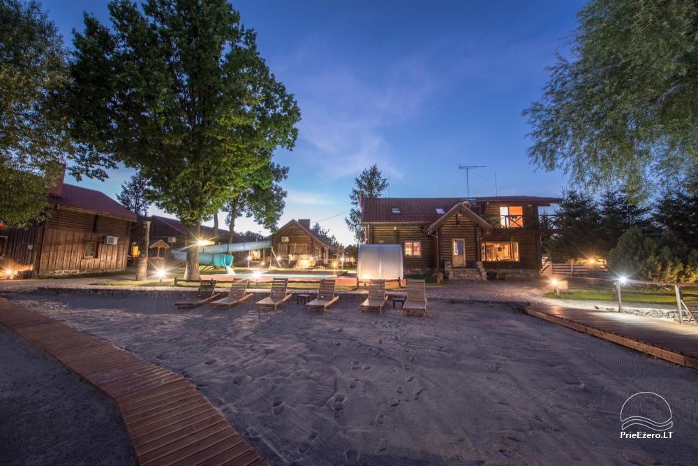 Mājas noma pie ezera Vistytis - 3