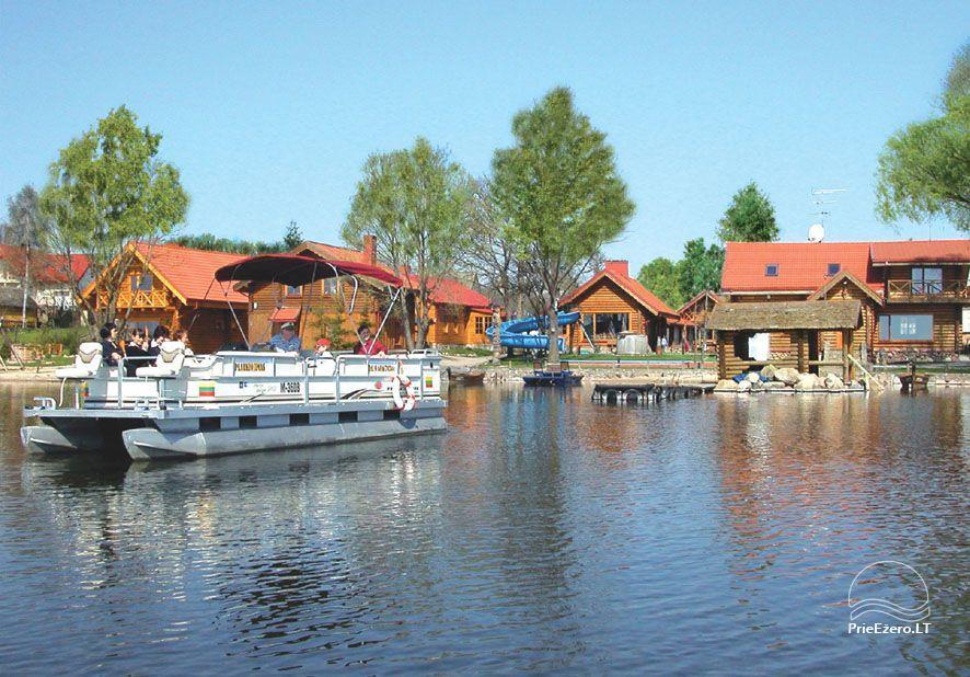 Mājas noma pie ezera Vistytis - 26