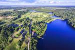 Lauku sēta Frankava uz ezera krastā Traķos reģionā - 5
