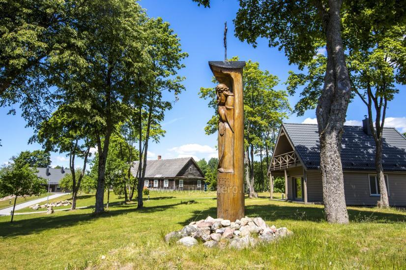 Lauku sēta Frankava uz ezera krastā Traķos reģionā - 18