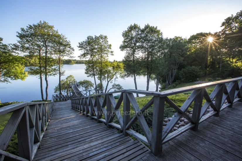 Lauku sēta Frankava uz ezera krastā Traķos reģionā - 11