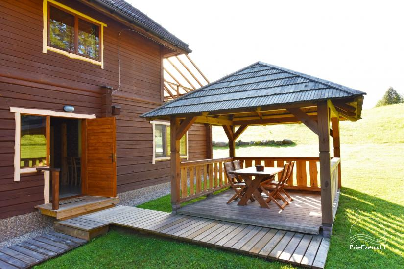 Lauku mājas pie ezera Ignalinas rajona Tundra - 3