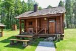Lauku mājas pie ezera Ignalinas rajona Tundra - 10