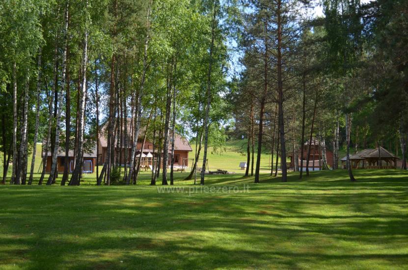 Lauku mājas pie ezera Ignalinas rajona Tundra - 1