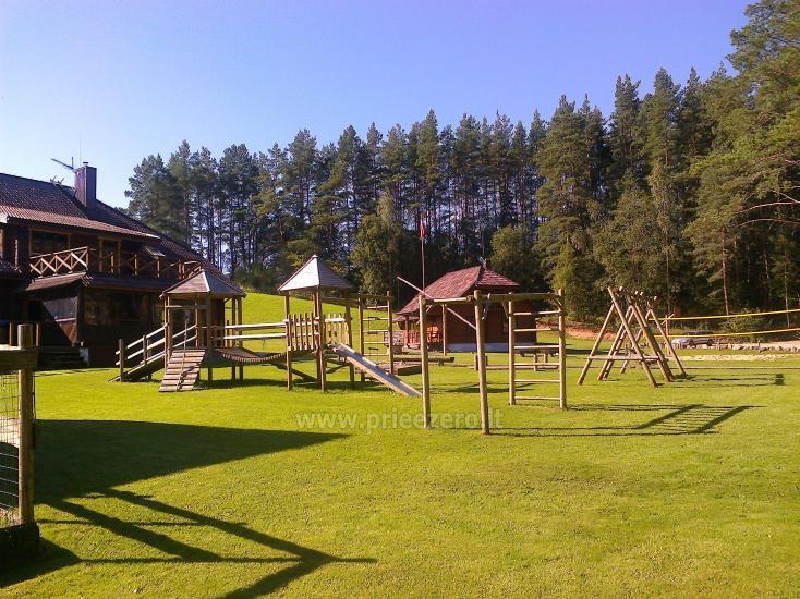Lauku mājas pie ezera Ignalinas rajona Tundra - 6