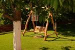 Lauku sēta Ąžuolo vartai ar banketu zāli netālu Plunge - 6