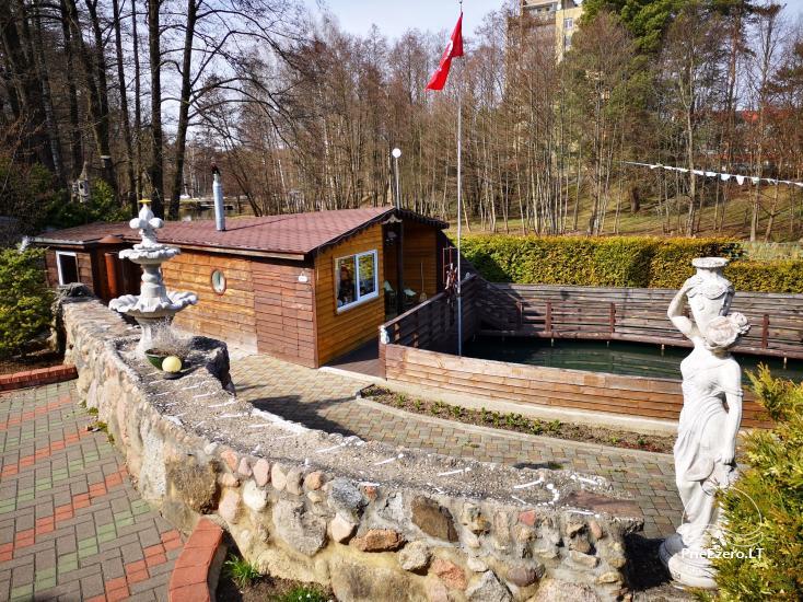 Brīvdienu mājas īre pie upes Ratnycele Lietuvā - 4