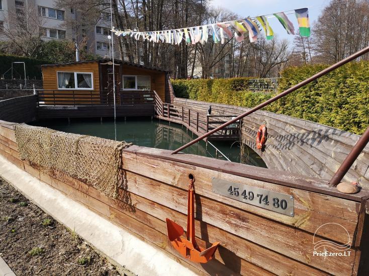 Brīvdienu mājas īre pie upes Ratnycele Lietuvā - 7
