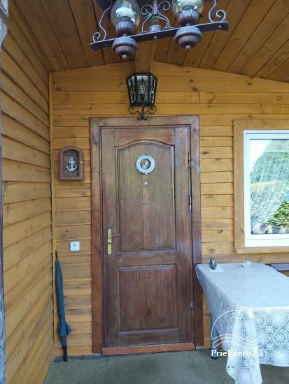 Brīvdienu mājas īre pie upes Ratnycele Lietuvā - 13