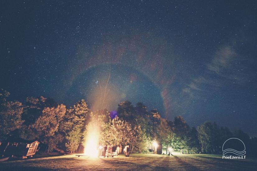 Lauku sēta Viļņā reģionā Žaleso Respublika - 30