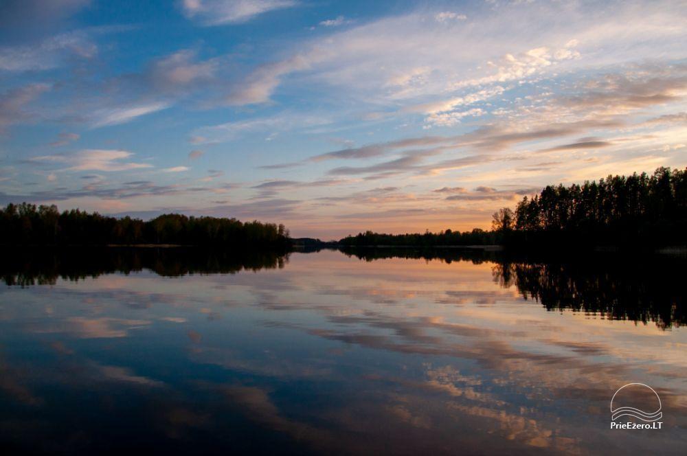 Brīvdienu mājas viensētā Čičiris ezera krastā - Lauryno sodyba - 29