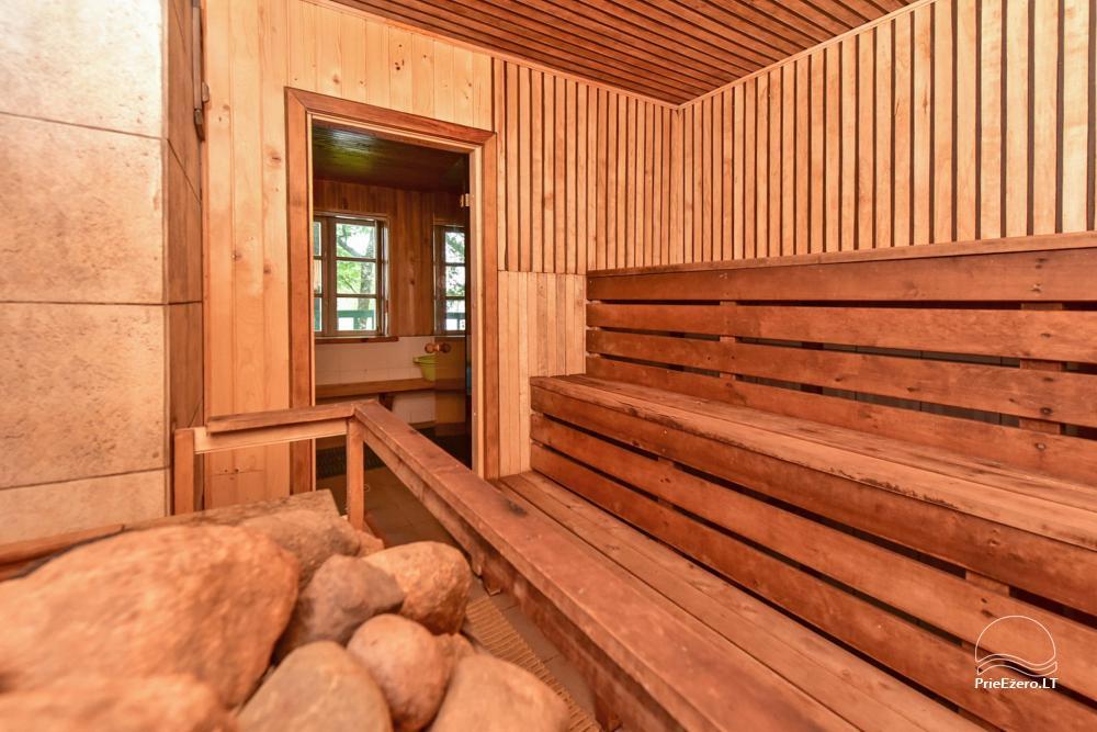Brīvdienu mājas viensētā Čičiris ezera krastā - Lauryno sodyba - 20