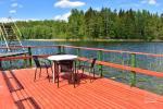 Brīvdienu mājas viensētā Čičiris ezera krastā - Lauryno sodyba - 5