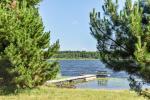 Lauku māja Sartu ezera krastā Zarasu rajonā Lapėnų Sodyba - brīvdienu mājas - 4