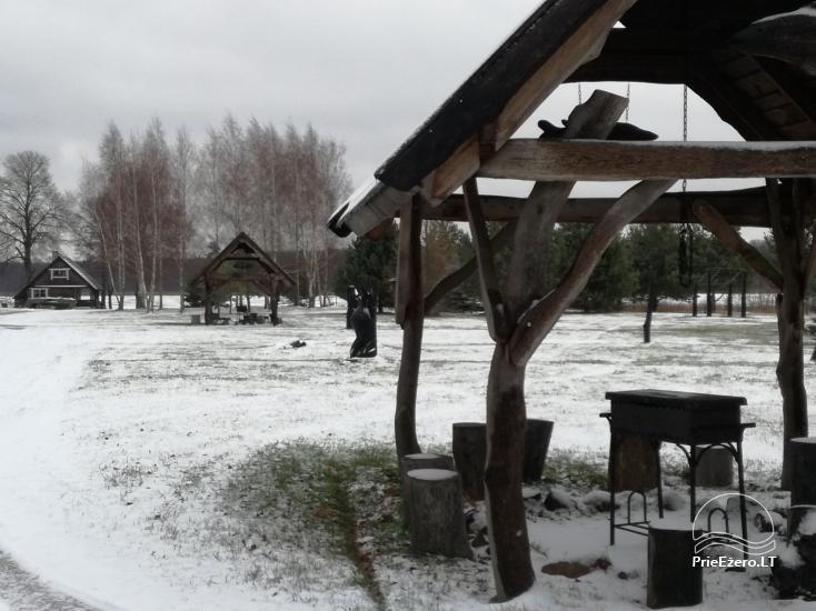 Sēta Zarasai reģionā Lapėnų Sodyba - 2