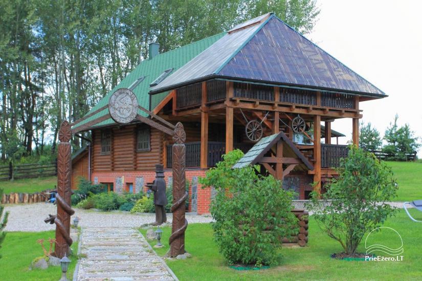 Lauku mājas Silas Polijā - 1