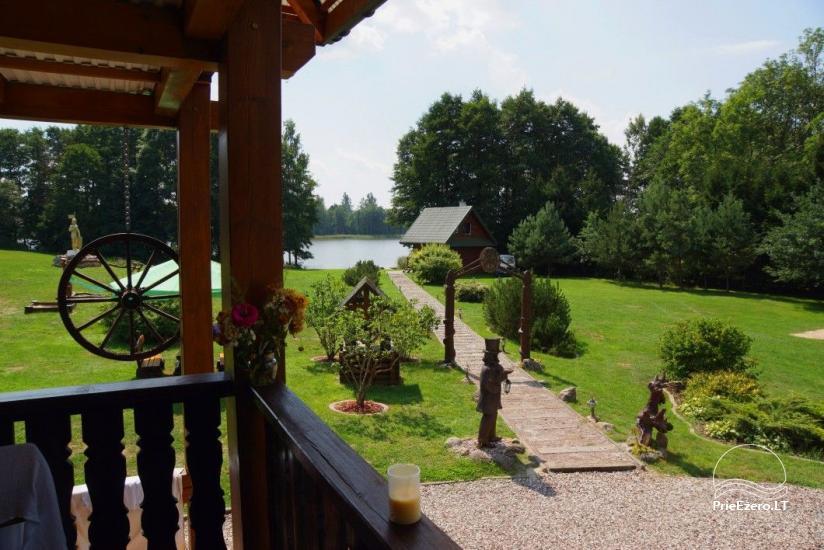 Lauku mājas Silas Polijā - 3