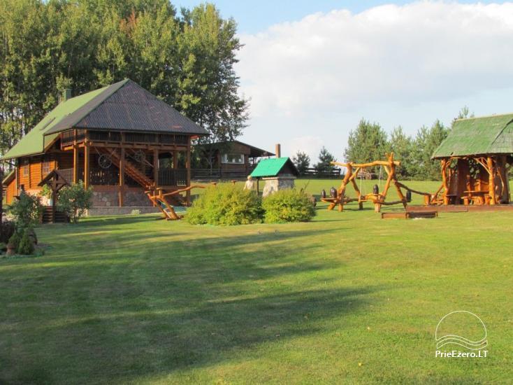 Lauku mājas Silas Polijā - 5