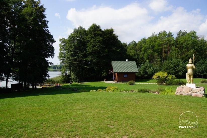 Lauku mājas Silas Polijā - 6