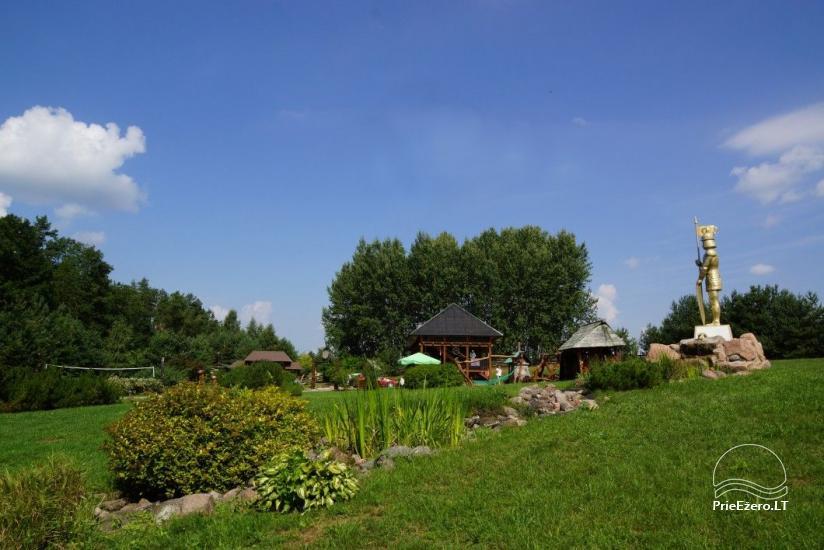 Lauku mājas Silas Polijā - 7