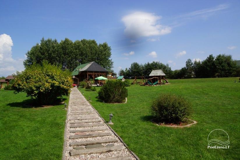 Lauku mājas Silas Polijā - 8