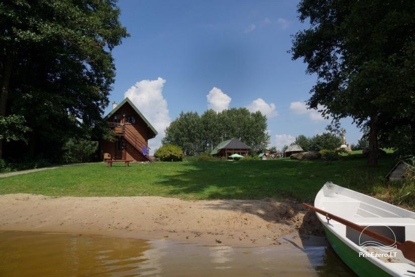 Lauku mājas Silas Polijā - 9