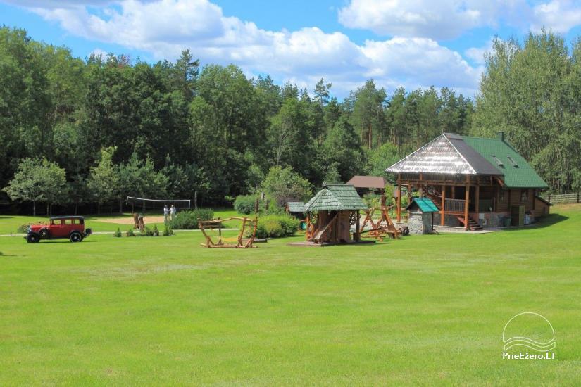 Lauku mājas Silas Polijā - 11