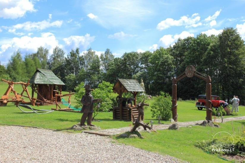 Lauku mājas Silas Polijā - 13