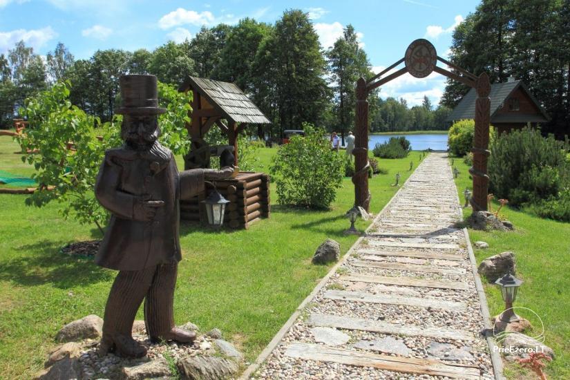 Lauku mājas Silas Polijā - 14