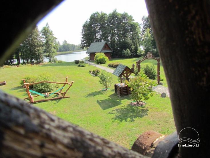 Lauku mājas Silas Polijā - 17