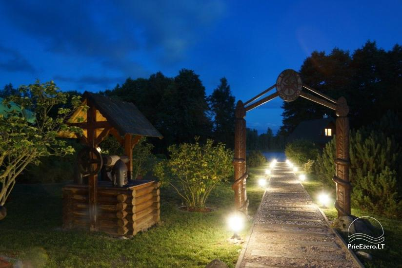 Lauku mājas Silas Polijā - 21