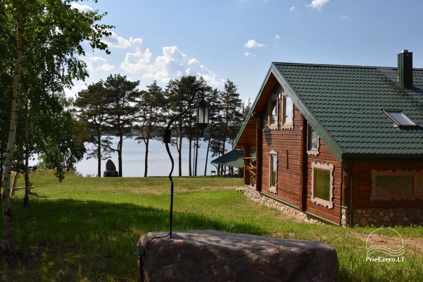 Lauku sēta Vencavas ezera krastā - 5