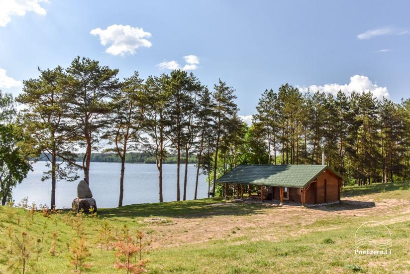 Lauku sēta Vencavas ezera krastā - 32