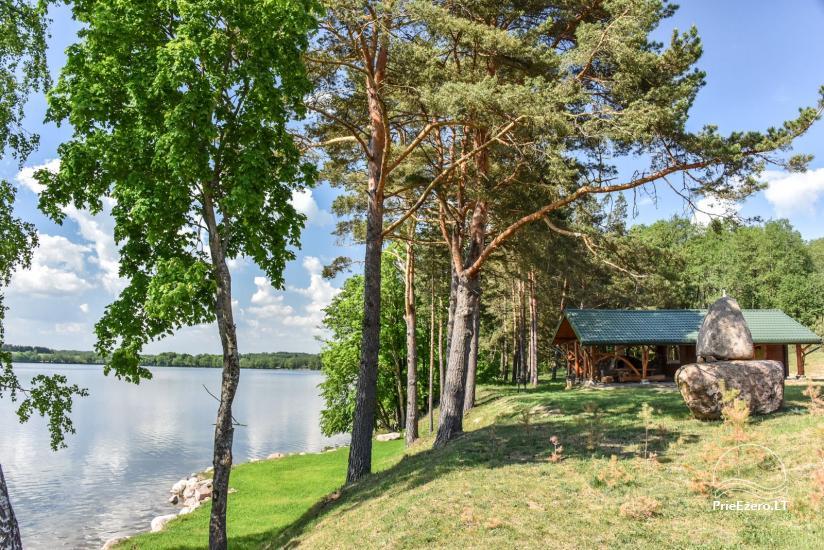 Lauku sēta Vencavas ezera krastā - 34