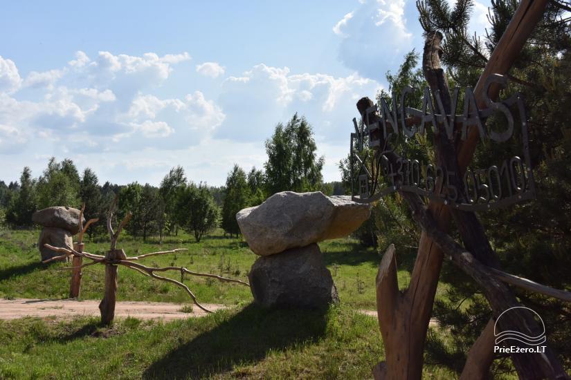 Lauku sēta Vencavas ezera krastā - 45