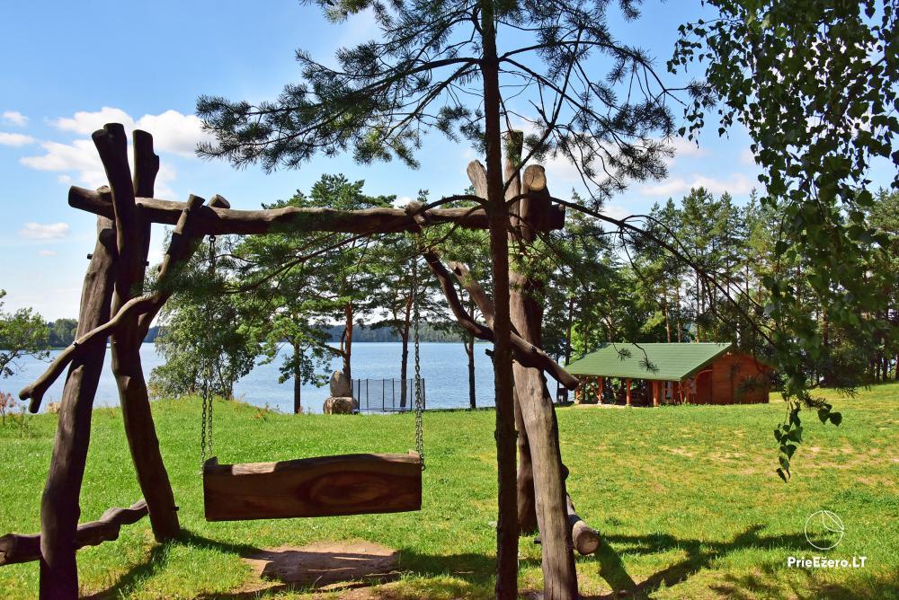Lauku sēta Vencavas ezera krastā - 3