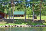 Lauku sēta Vencavas ezera krastā - 2