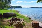 Lauku sēta Vencavas ezera krastā - 4