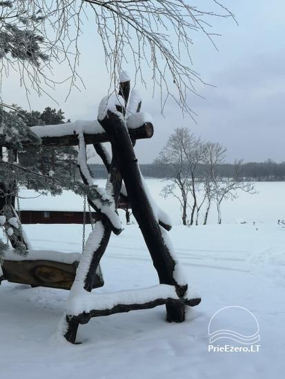 Lauku sēta Vencavas ezera krastā - 47